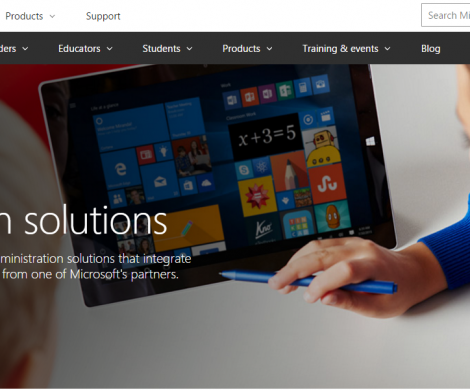 Microsoft Learning Management (LMS)