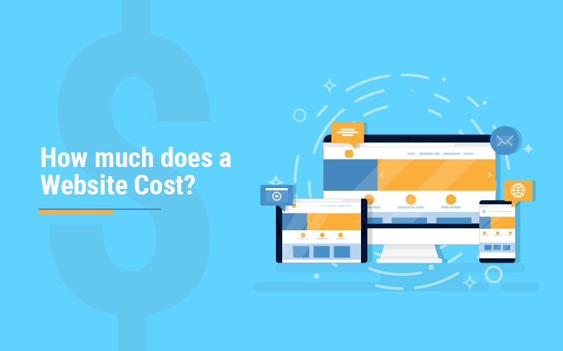 How much does the creation of website costs-seattle new media